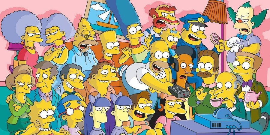 Os Simpsons - 29ª temporada 2017 Desenho 1080p 720p Full HD HDTV completo Torrent