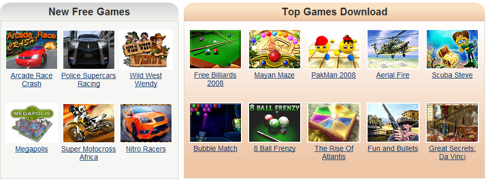 Good Games For Free : Good free computer games downloads manchinese