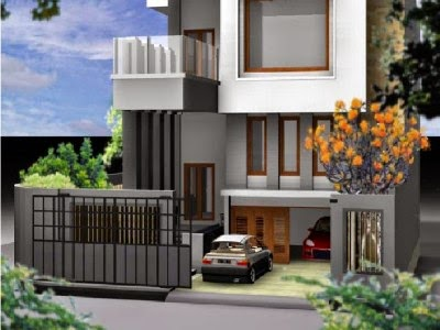 Picture-House-Modern-Minimalist-2-Floor-400x300