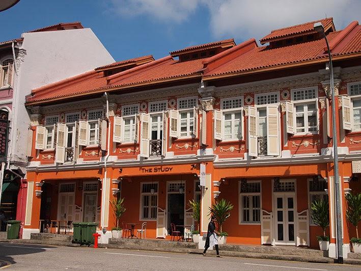 Keong Saik Street, Chinatown