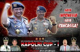 Kejurnas Tinju Amatir Kapolri Cup 2017