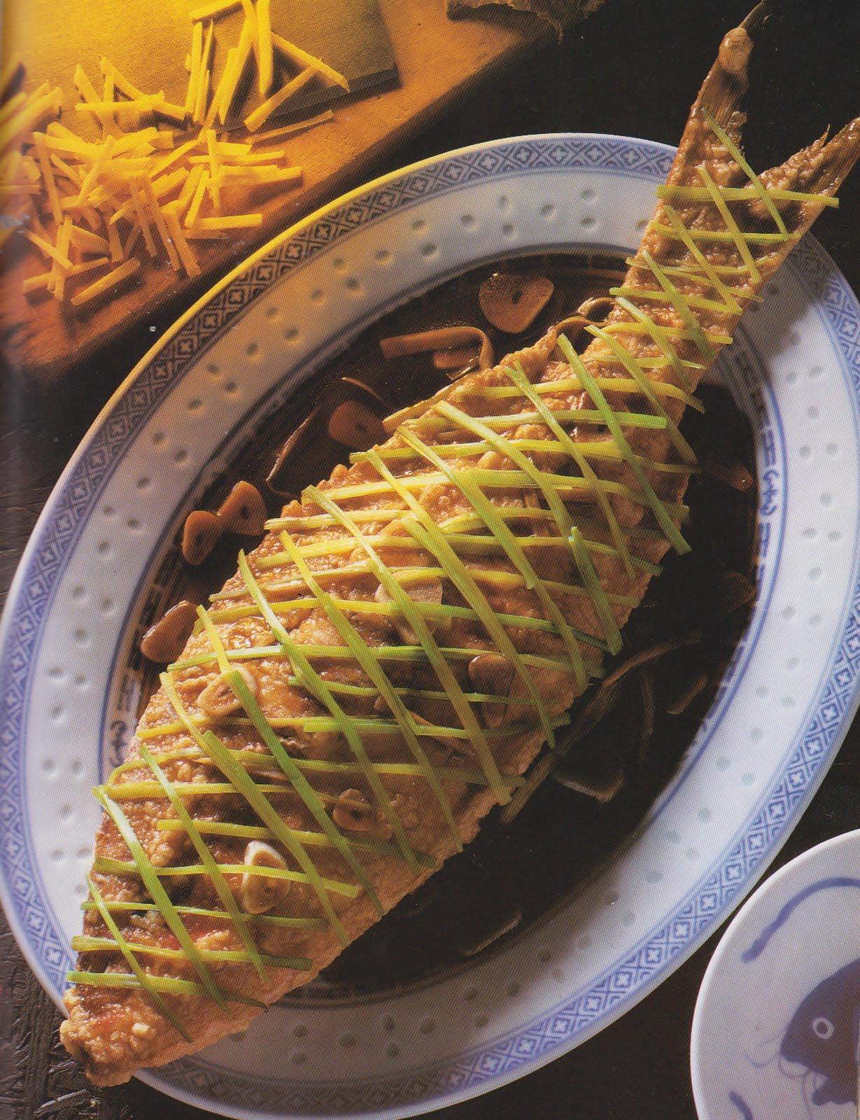 La cucina cinese pesce fritto in salsa agrodolce for Piatto tipico cinese