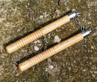 Nunchaku / Double Stick kayu