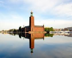 Stadshuset o Ayuntamiento de Estocolmo
