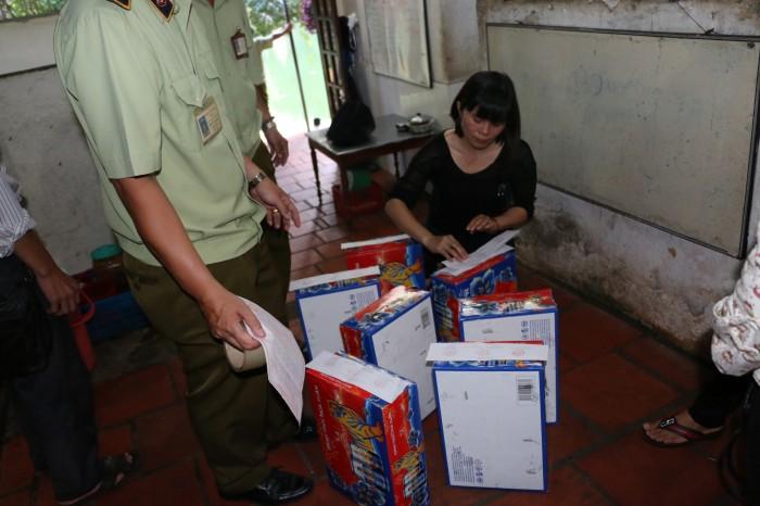 Gia Lai: Phát hiện bia Tiger không ghi ngày sản xuất và hạn sử dụng