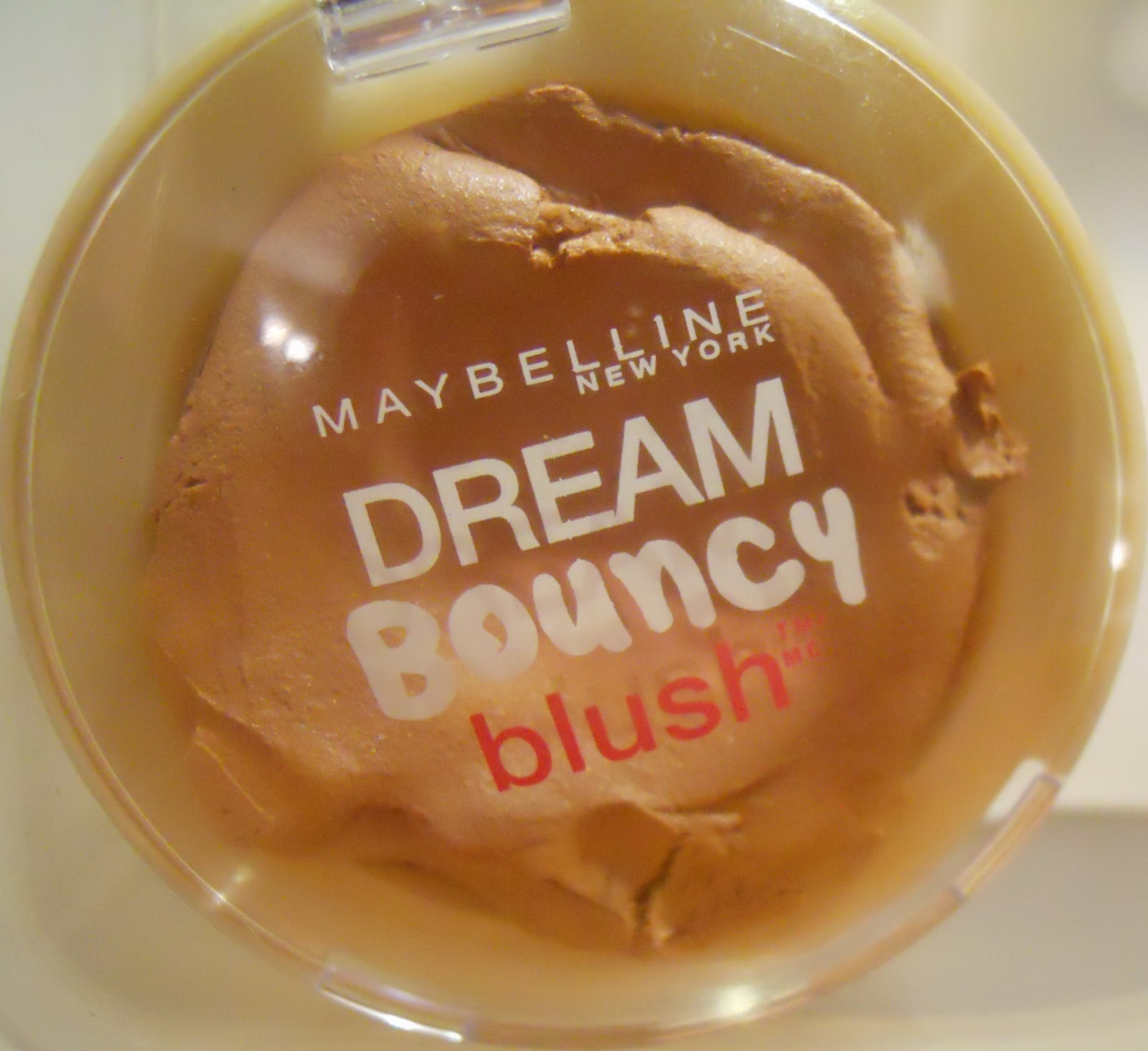 Maybelline Dream Mousse Blush Coffee Cake