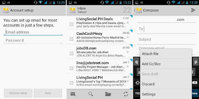 SKK Mobile Charm Email