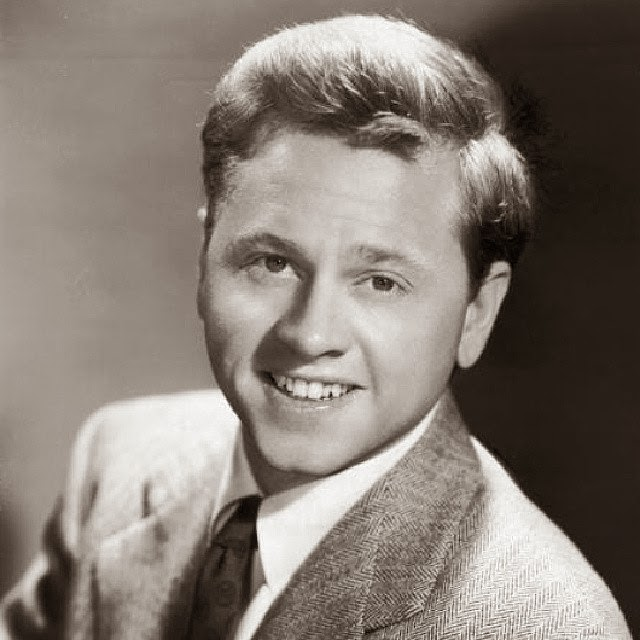 American Actor Mickey Rooney Young Photos