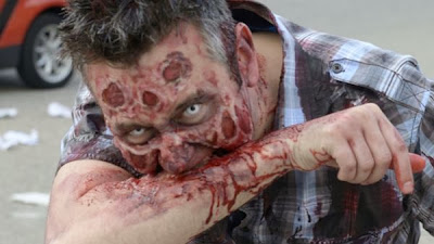 It would also seem that the Zombie Eating Human
