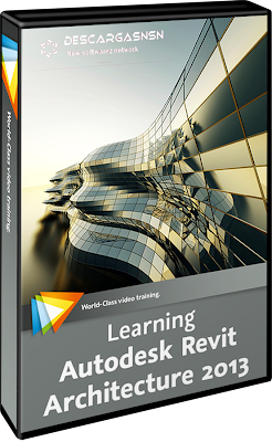 Video2Brain: Learning Autodesk Revit Architecture 2013 (2012)
