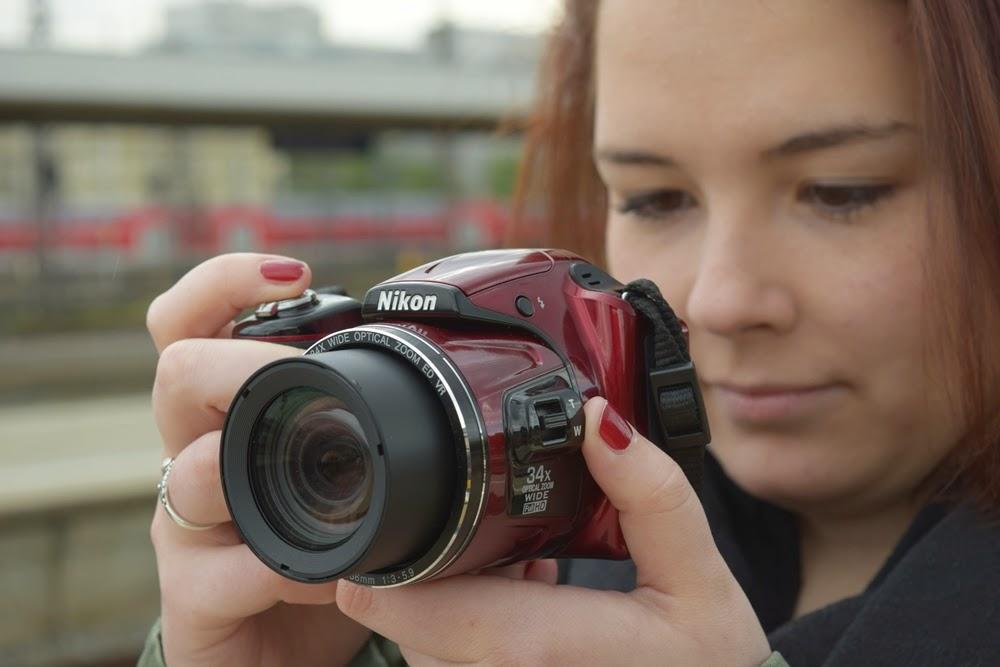 Nikon Coolpix L830, kamera prosumer, Nikon Coolpix L830 review, kamera digital baru, full HD video, kamera super zoom