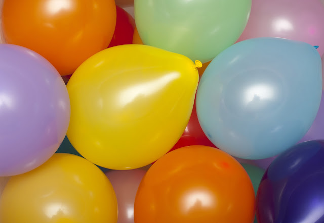 Balloon Background2