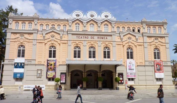 Teatro Romea, Murcia.