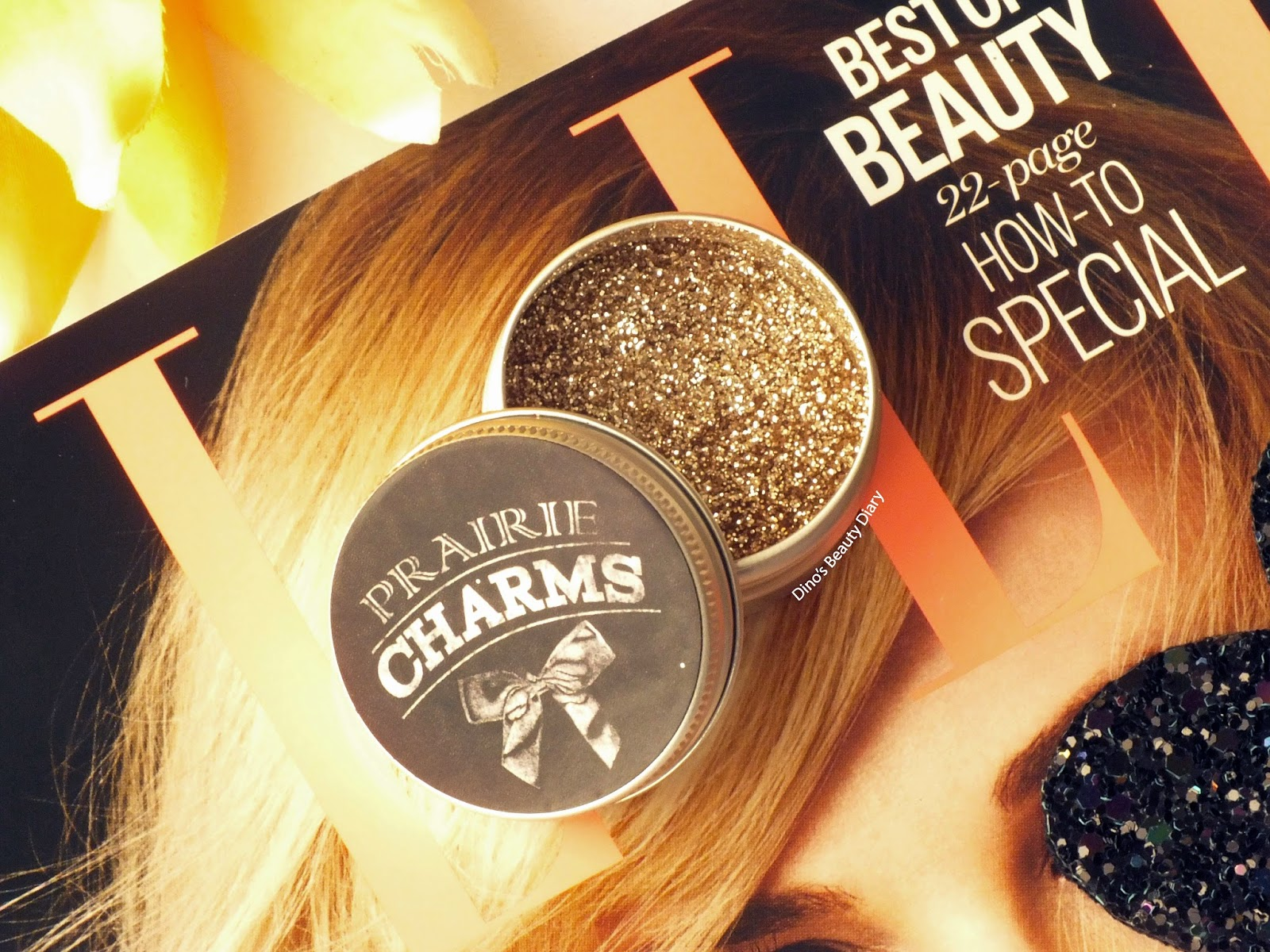 Dino's Beauty Diary - Prairie Charms Spring Mystery Bag & Exclusive Reader Offer