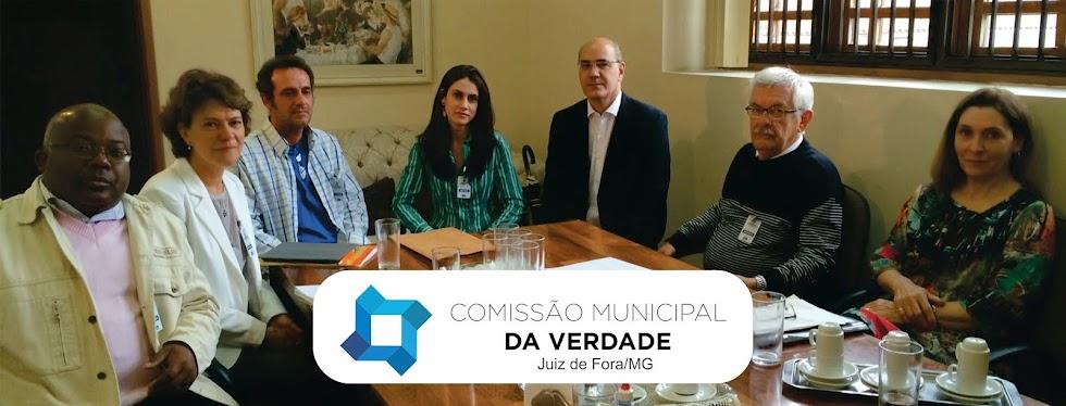 Comissão Municipal da Verdade - Juiz de Fora