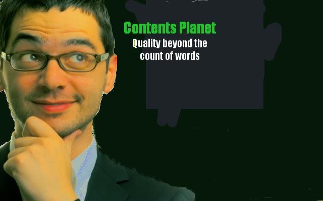 Contents Planet