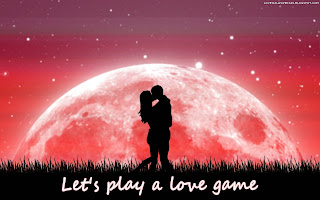 Let's Play a Love Game Love Wallpaper