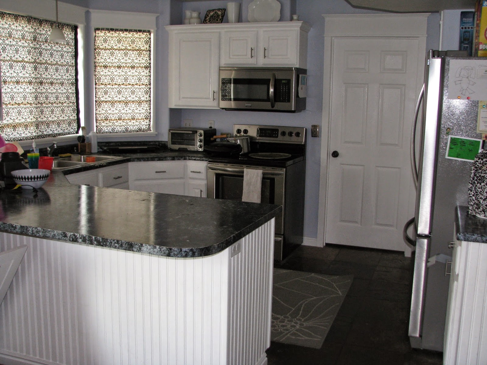 My So-Called DIY Blog: Painted Countertop (Giani Granite) Review - 2.5 ...