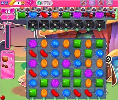 Candy Crush Saga 554