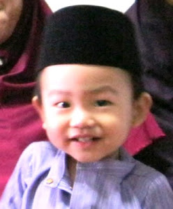 Ammar Faiz (23 bulan)