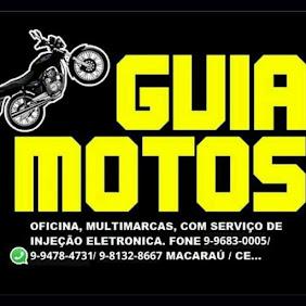 GUIA MOTOS EM MACARAÚ