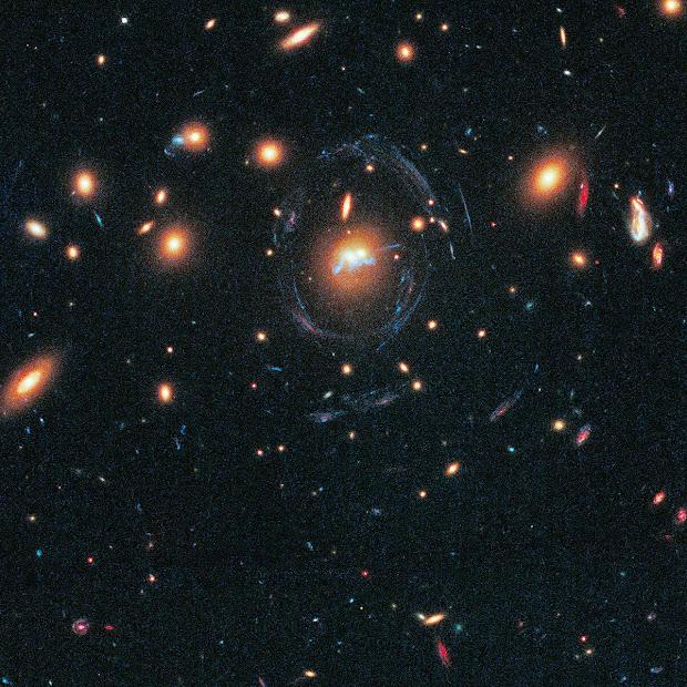 Galaxy Cluster [HGO2008]SDSS J1531+3414