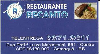 Restaurante Recanto