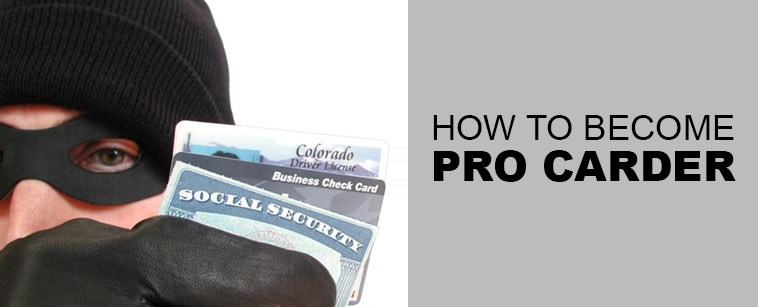HOW TO BECOME A PRO CARDER