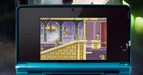 Novo vídeo de Epic Mickey - Power of Illusion, continuação do clássico Castle of Illusion Epic-Mickey-Power-of-Illusion