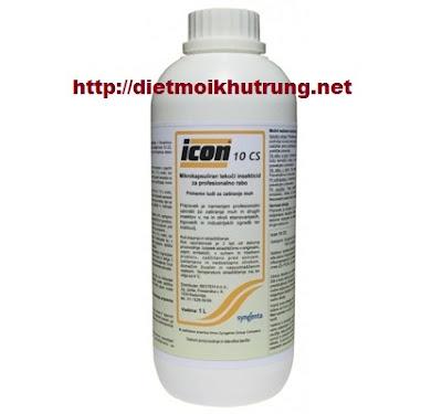 Thuốc diệt côn trùng Icon 10CS