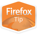 firefox tip - quick find
