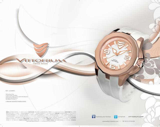veenzuela maracaibo caracas reloj vittorium