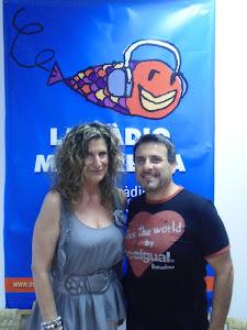 Sesión de Poesía en Mataró Radio.