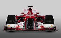 Ferrari F138 2013 Front