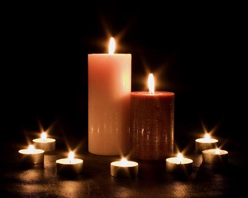 gambar-gambar cahaya lilin terindah @digaleri.com