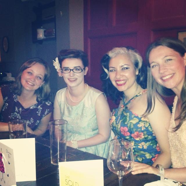 London Spoolettes!