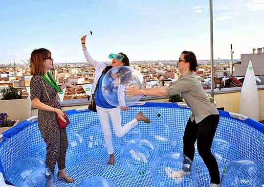 Andrea, Tamara y Alexandra