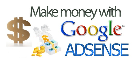 Make Money Bloggers With Google AdSense