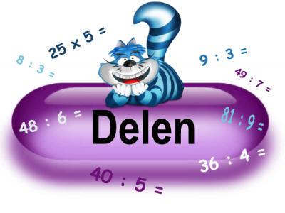 Delen