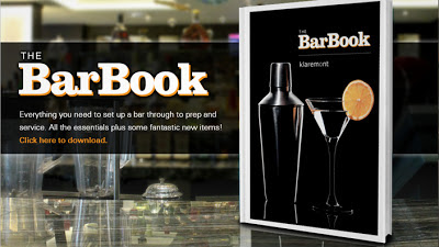 Download the new Bar Book from Klaremont