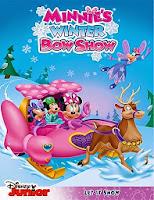 La casa de Mickey Mouse: La exhibición de moños de invierno de minnie (2014)