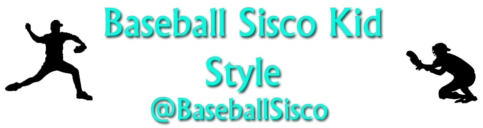 <i><center>Baseball Sisco Kid Style</center></i>
