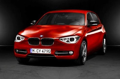 2012_BMW_1_Series_Red_Color