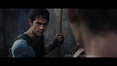 The Maze Runner (Movie) - TV Spots 'Chosen' & 'Hero' - Song / Music