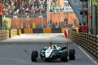 Jazeman Jaafar at Macau in 2011