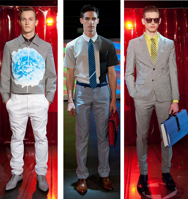 jonathan saunders mens spring 2014 collection