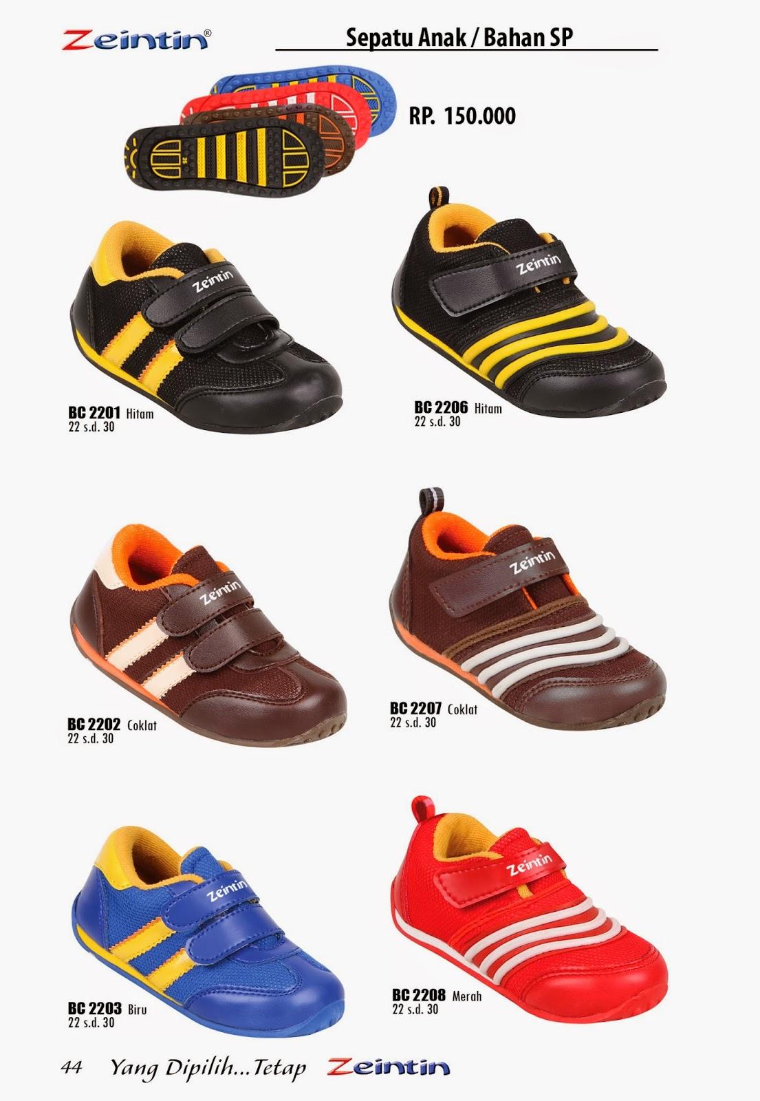 Sepatu Balita Zeintin Katalog Edisi Brilian 11