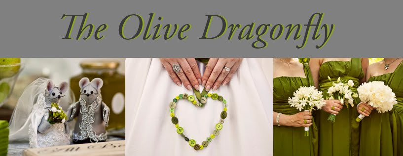 The Olive Dragonfly