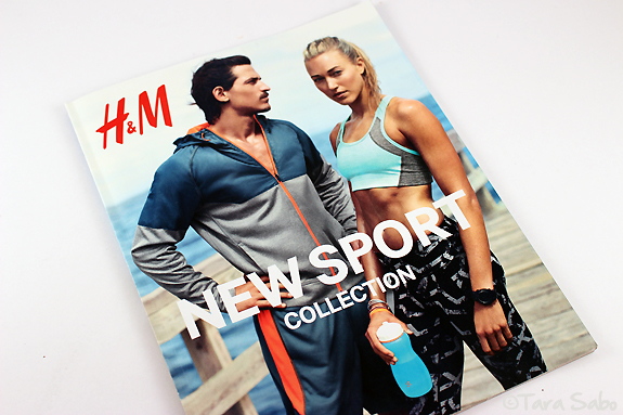 fitness gear, fitness fashion, HM, catalog, sport collection, fitgear