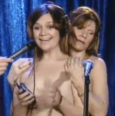 hottest nude mother and daughter howard stern